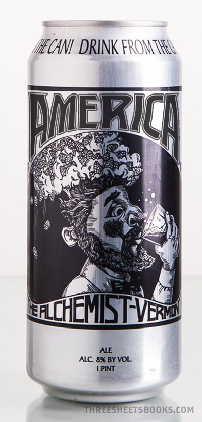 Heady Topper - more American than Budweiser.