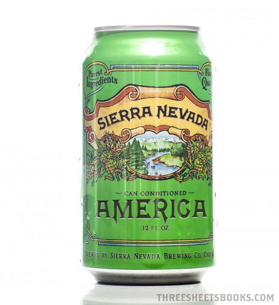 Sierra Nevada - more American than Budweiser.