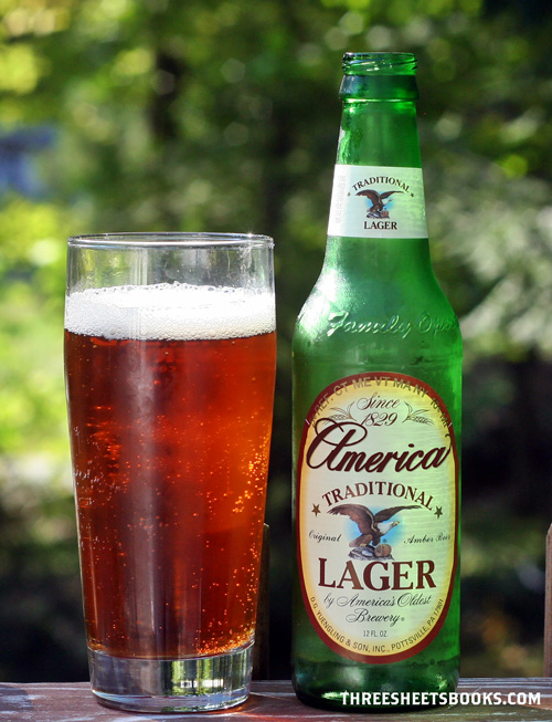 Yuengling Lager - more American than Budweiser.