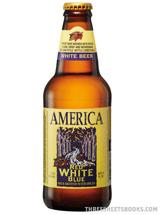 Allagash White - more American than Budweiser.