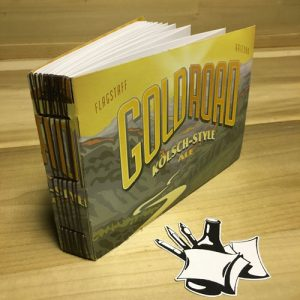 Mother Road Gold Road Kolsch book - available Phoenix First Friday